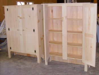 Double Jelly Cabinets